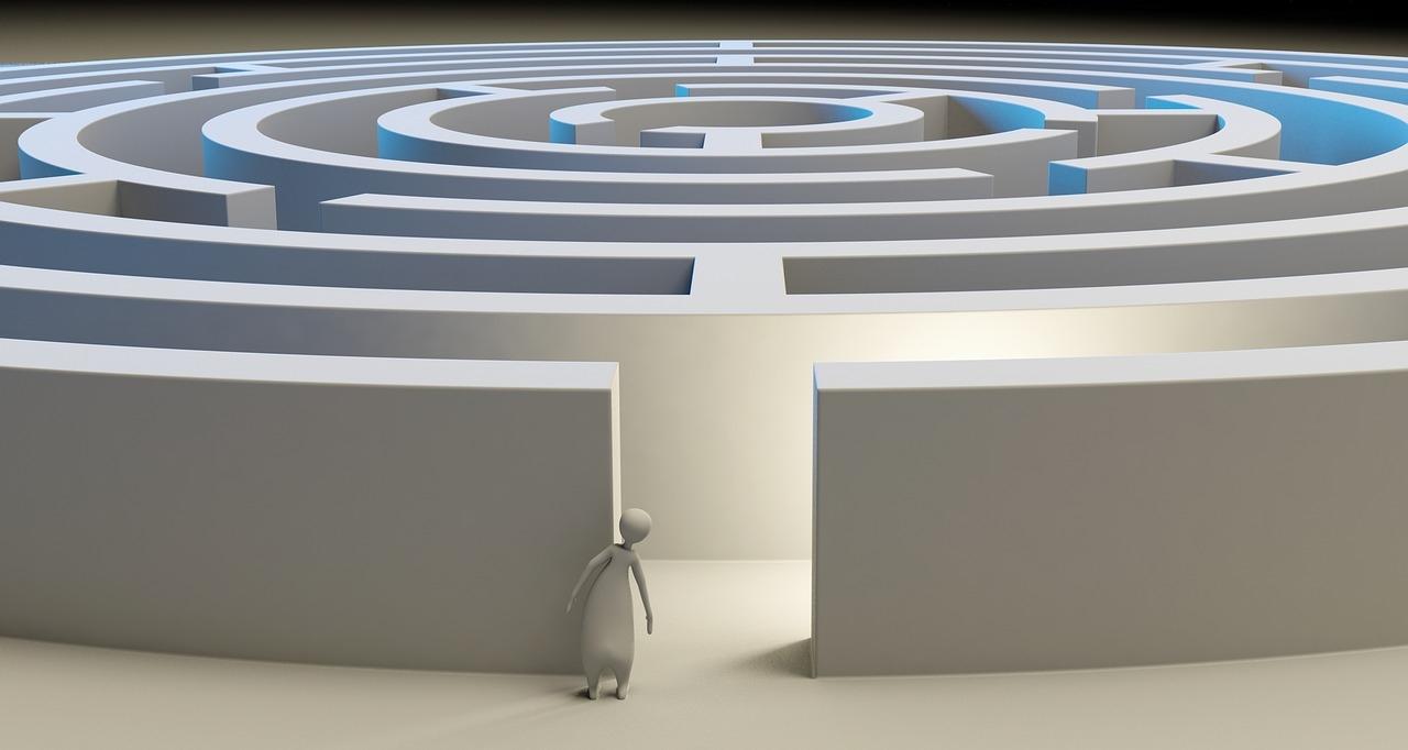 Recherche documentaire labyrinthique