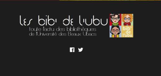 Les bib' de l'UBU