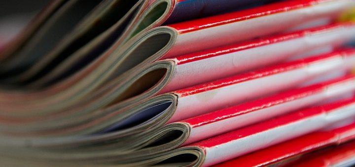 Pile de revues