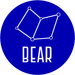 Logo association BEAR