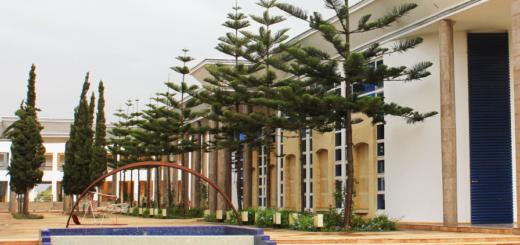 Ecole Nationale d'Architecture - Rabat. Crédit. Badia Bsaiti, 2018